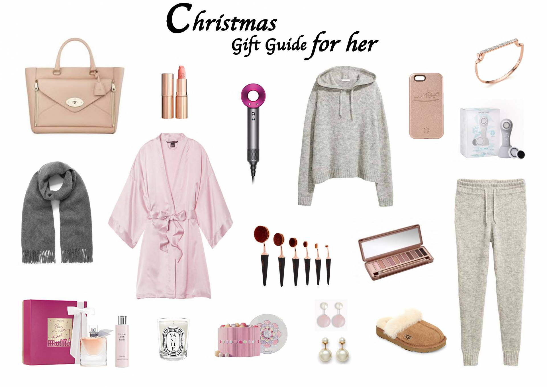 Christmas Gifts For Her 2016 Part - 50: Wardrobe Whispers